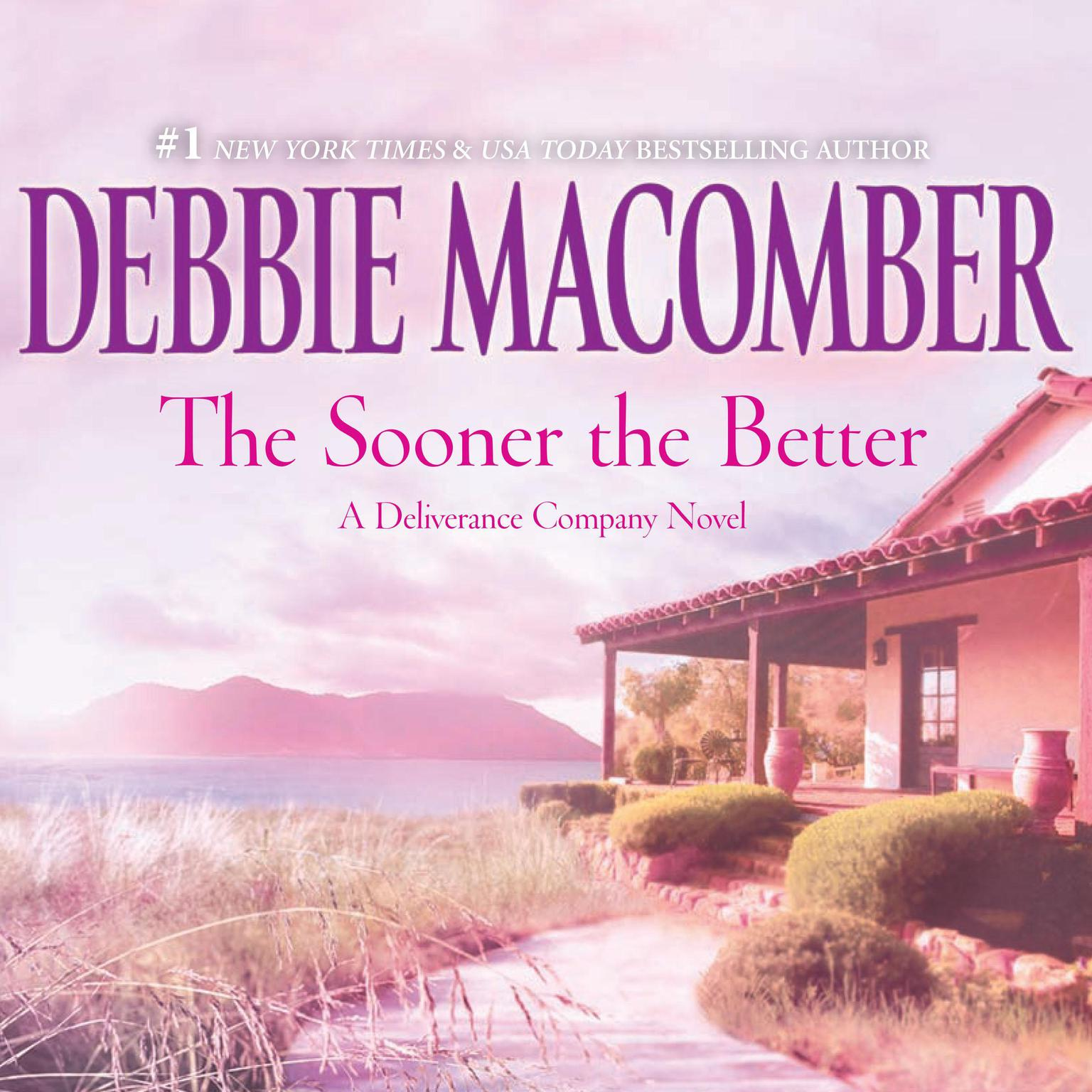 Printable The Sooner the Better Audiobook Cover Art
