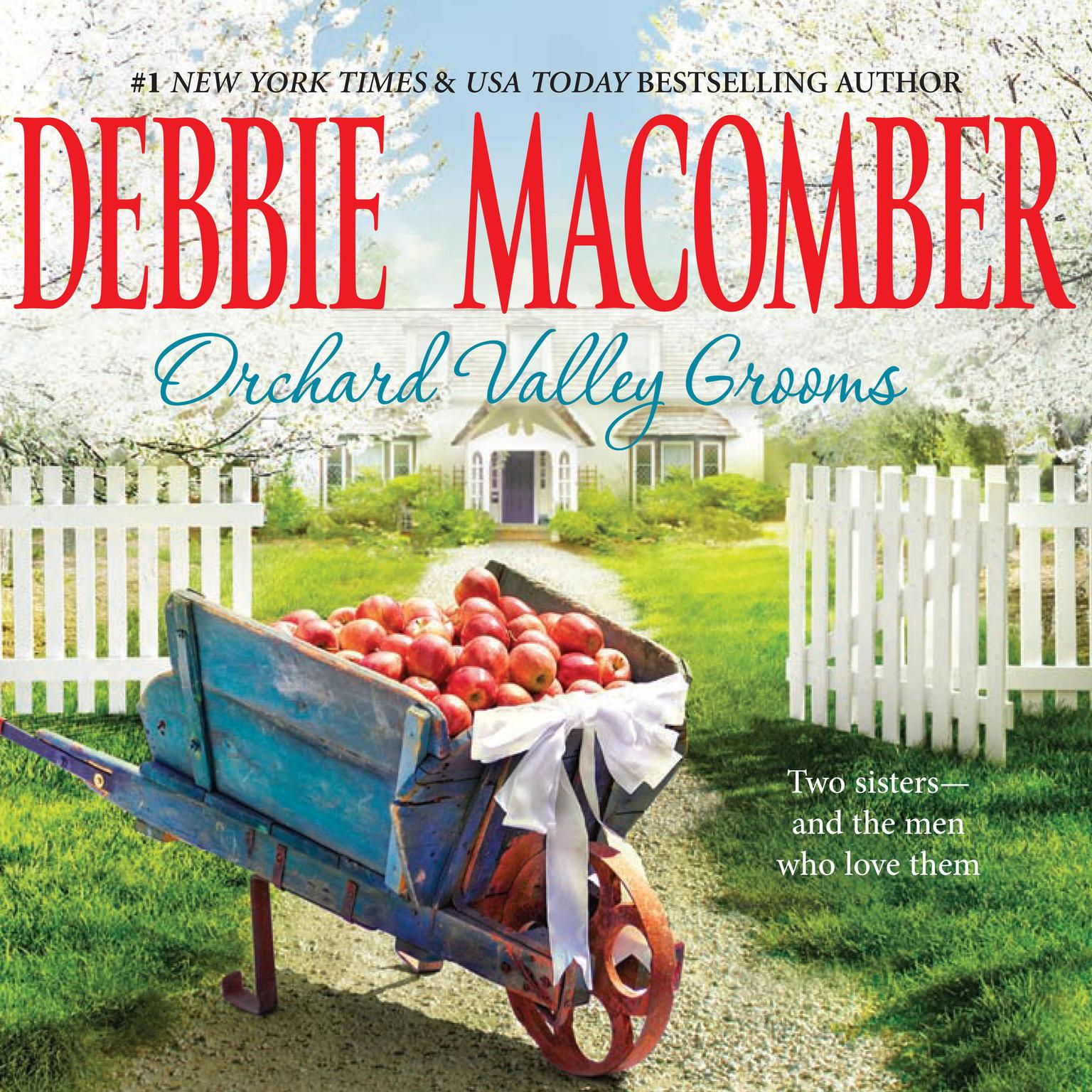 Printable Orchard Valley Grooms: Valerie, Stephanie Audiobook Cover Art