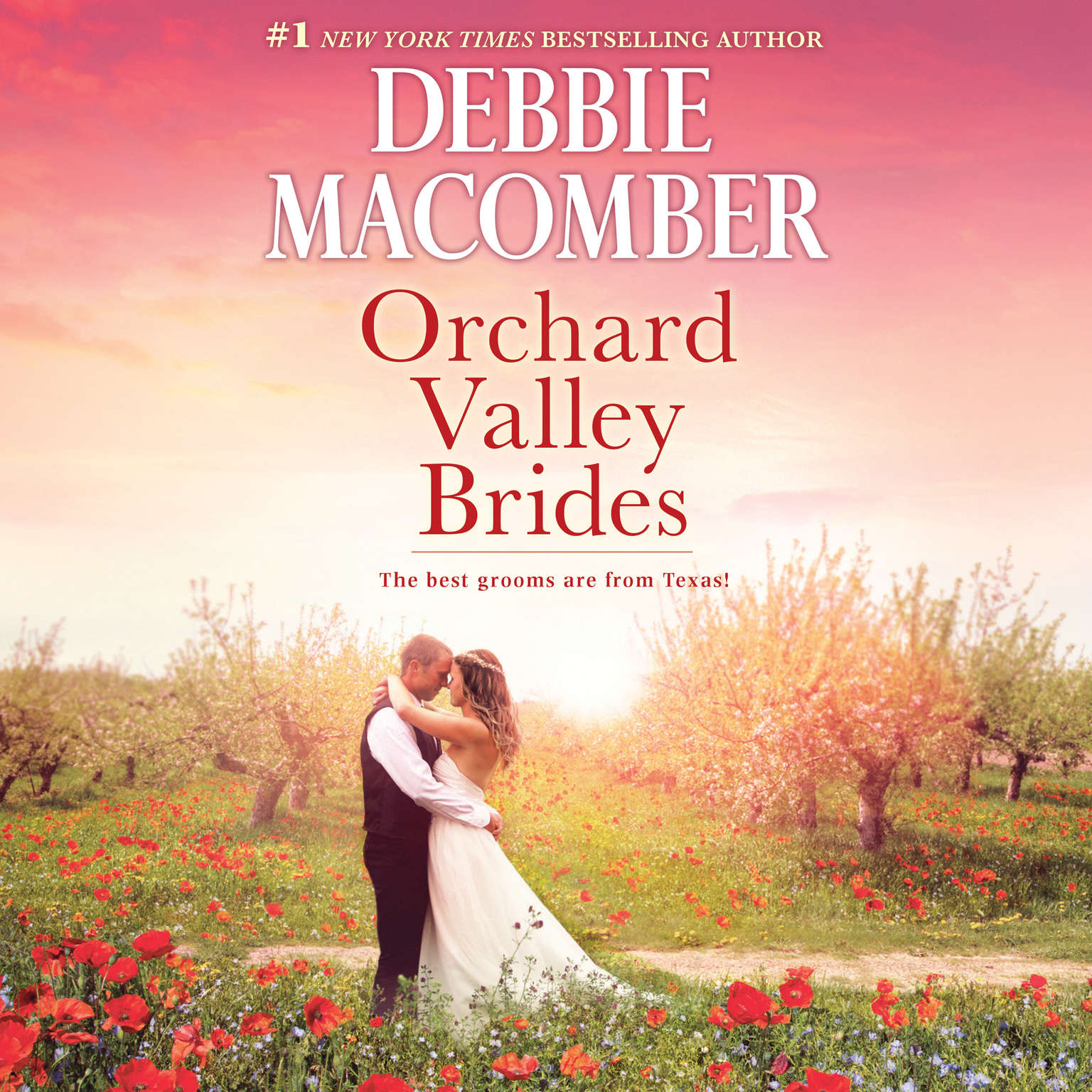 Printable Orchard Valley Brides: Norah, Lone Star Lovin' Audiobook Cover Art