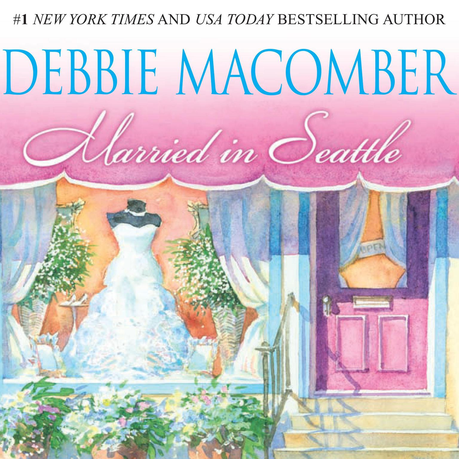 Printable Married in Seattle: First Comes Marriage, Wanted: Perfect Partner Audiobook Cover Art