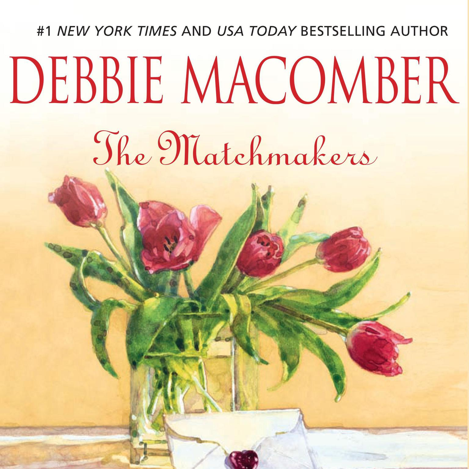 Printable The Matchmakers Audiobook Cover Art