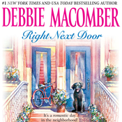 Right Next Door: Fathers Day, The Courtship of Carol Sommars Audiobook, by Debbie Macomber