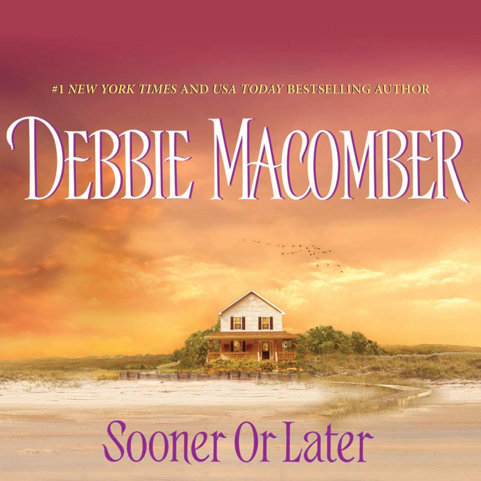 Printable Sooner or Later Audiobook Cover Art