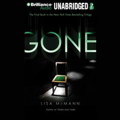 Gone Audiobook, by Lisa McMann