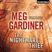 The Nightmare Thief: A Novel Audiobook, by Meg Gardiner