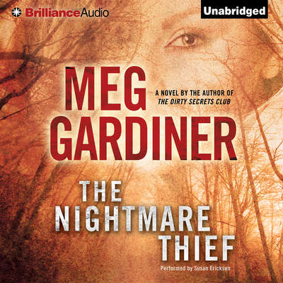 The Nightmare Thief: A Novel Audiobook, by Meg Gardiner