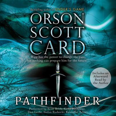 Pathfinder Audiobook, by Orson Scott Card