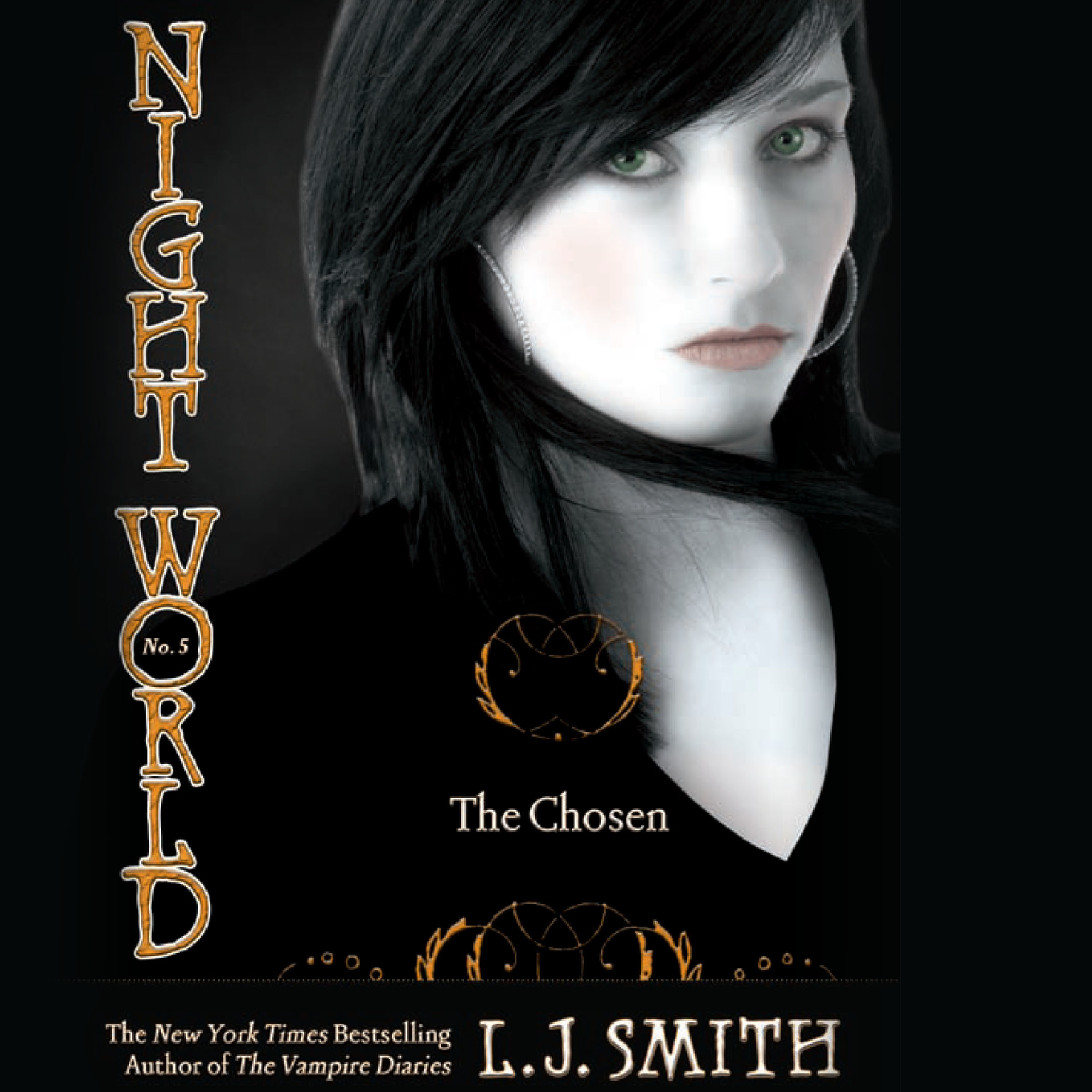Printable The Chosen Audiobook Cover Art