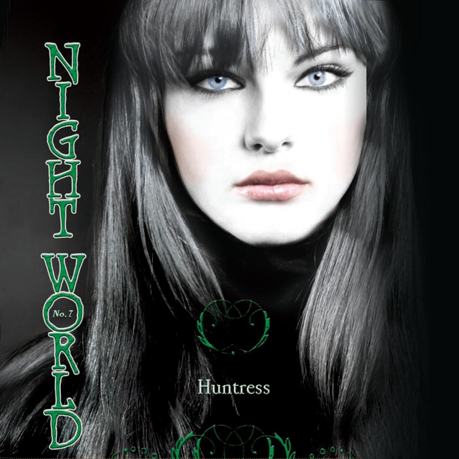 Printable Huntress Audiobook Cover Art