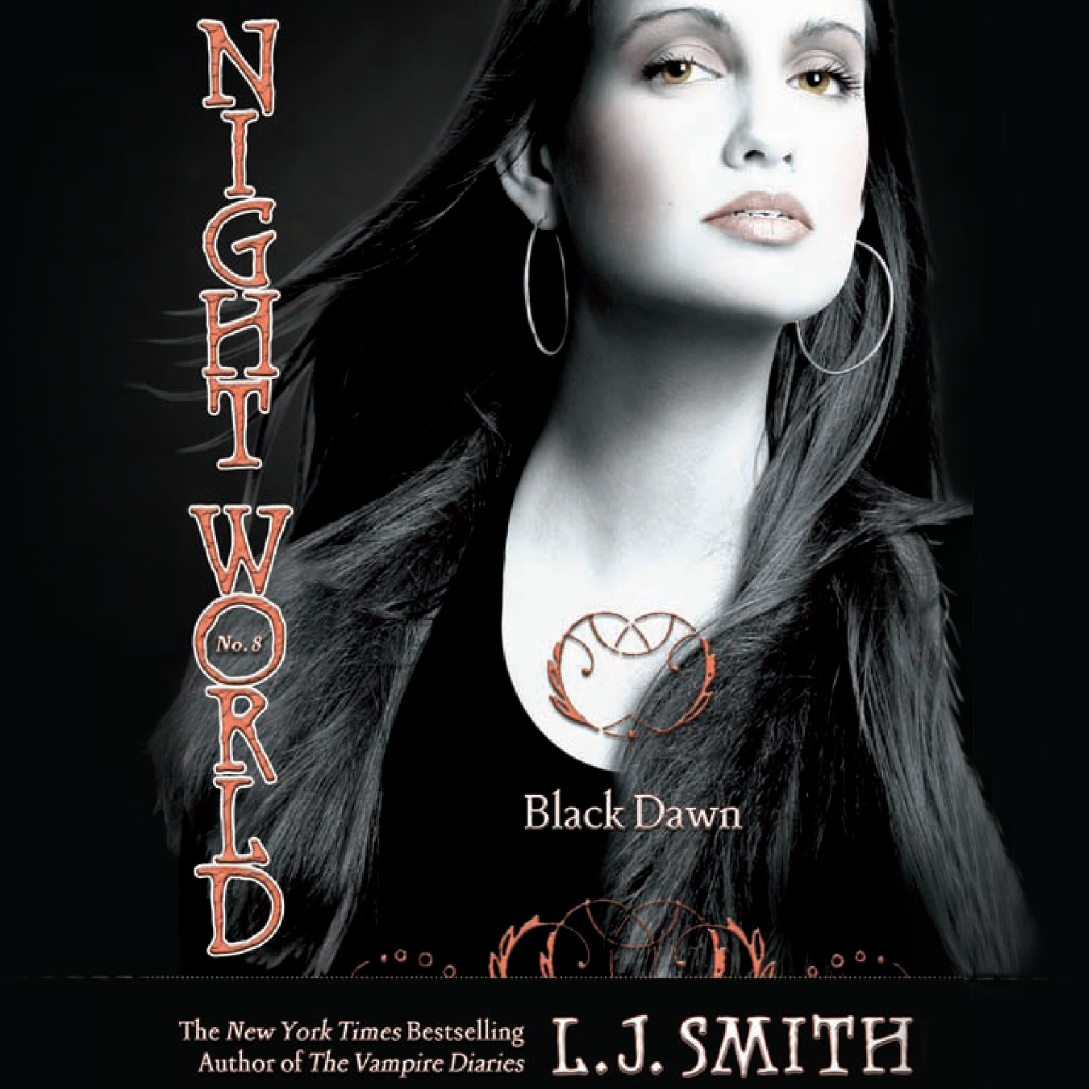 Printable Black Dawn Audiobook Cover Art