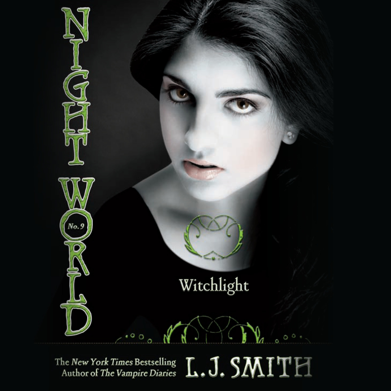 Printable Witchlight Audiobook Cover Art