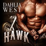 Hawk Audiobook, by Dahlia West