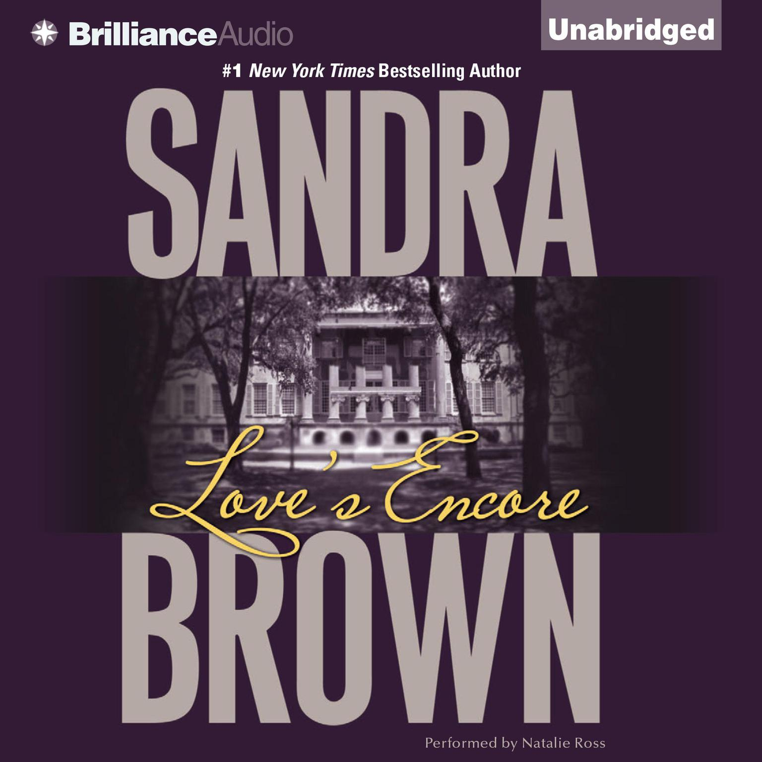 Printable Love's Encore Audiobook Cover Art