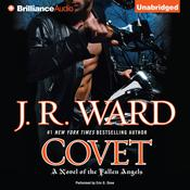 Covet: A Novel of the Fallen Angels, by J. R. Ward