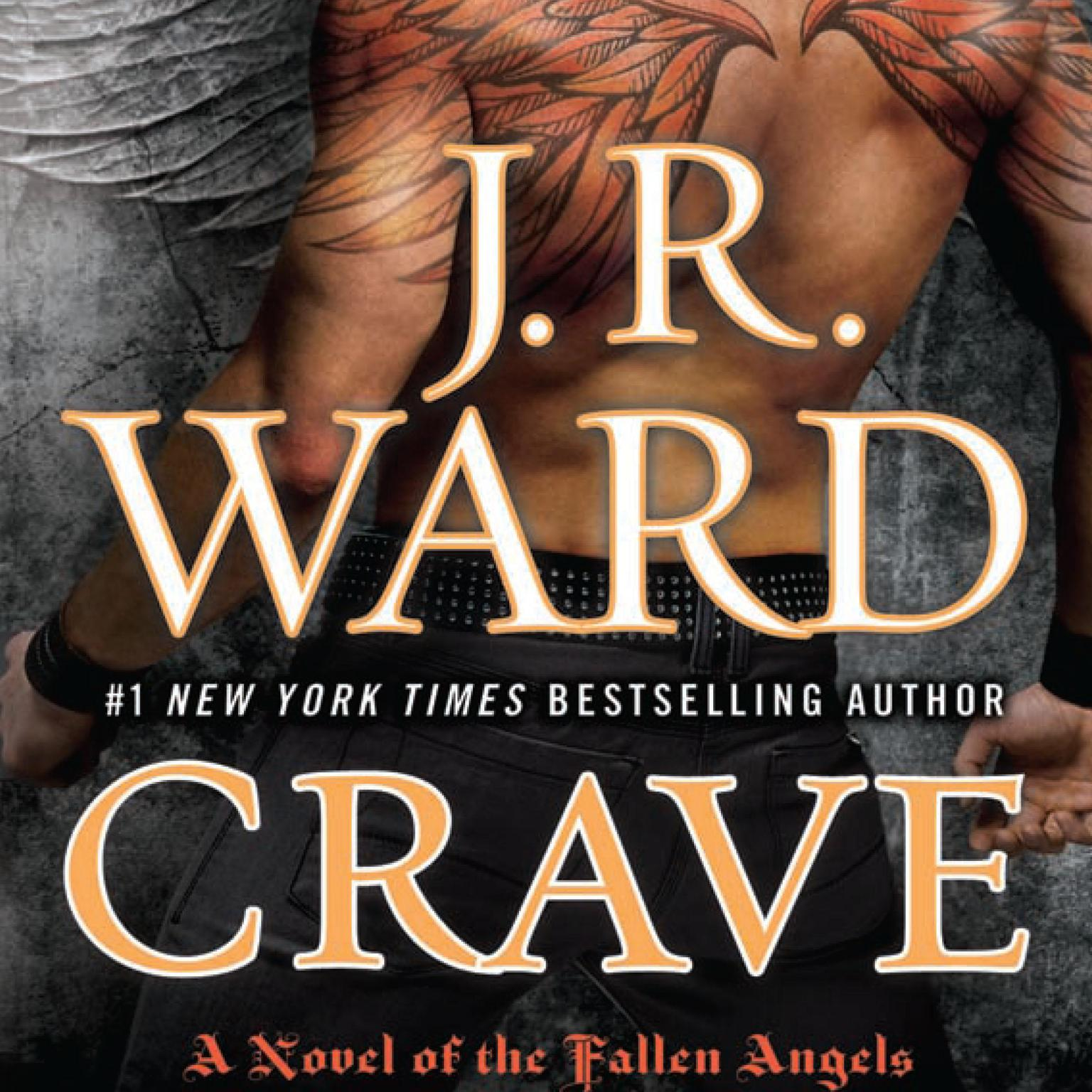 Printable Crave: A Novel of the Fallen Angels Audiobook Cover Art