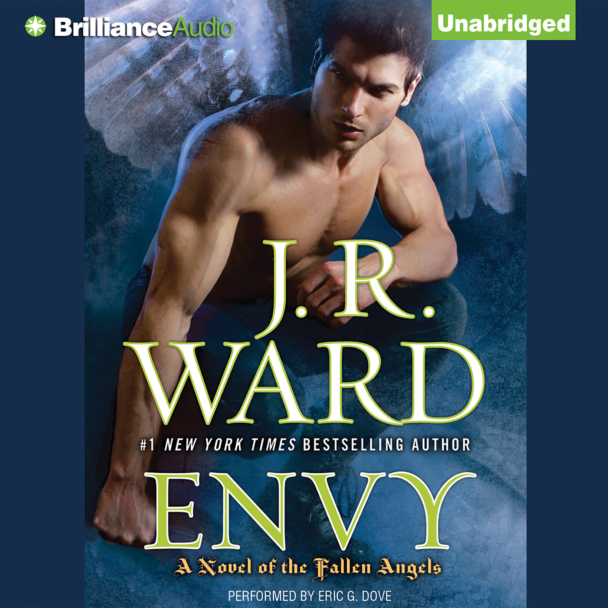 Printable Envy: A Novel of the Fallen Angels Audiobook Cover Art