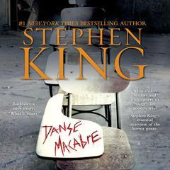 Danse Macabre Audiobook, by Stephen King