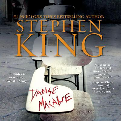 Danse Macabre Audiobook, by Stephen King