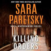 Killing Orders, by Sara Paretsky