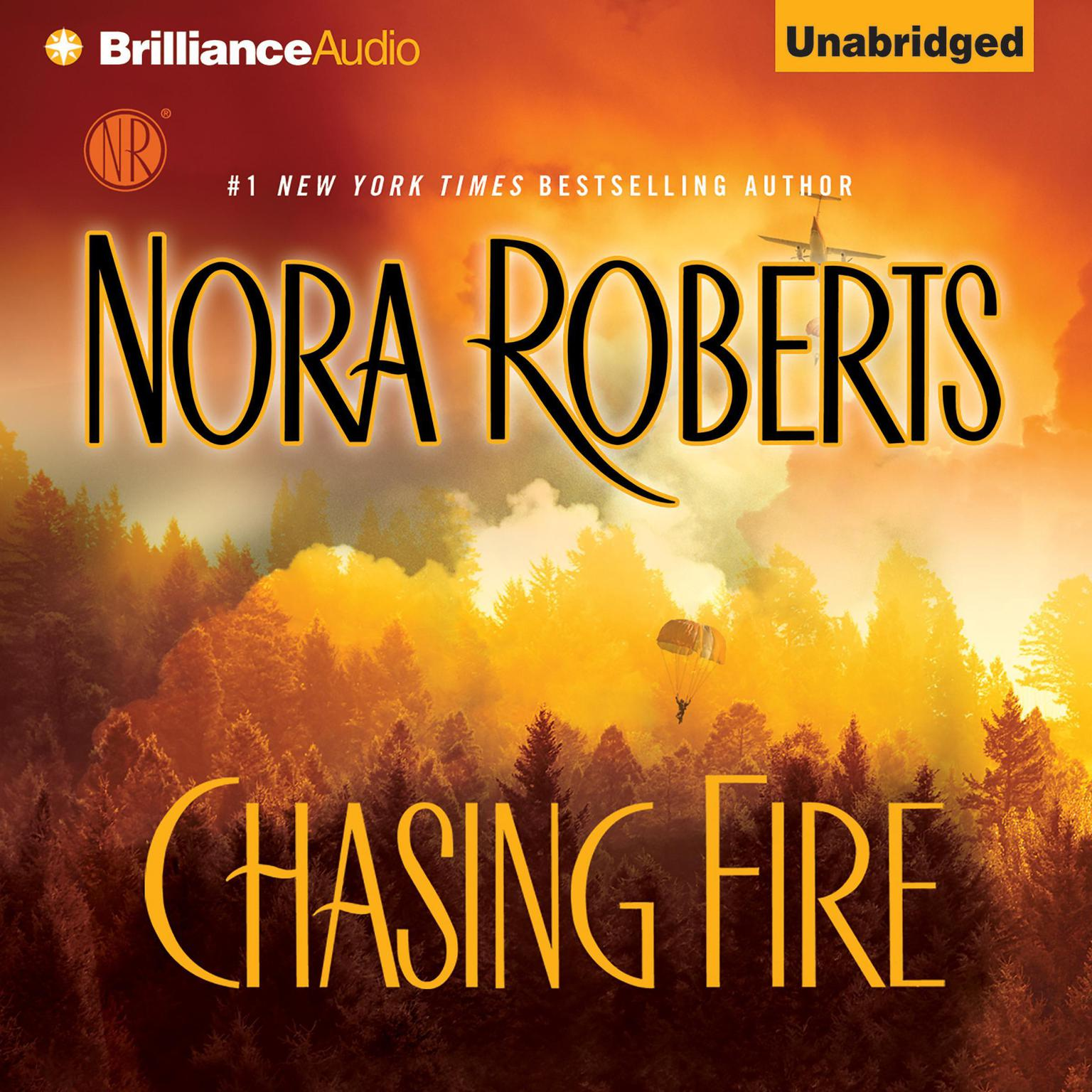 Printable Chasing Fire Audiobook Cover Art
