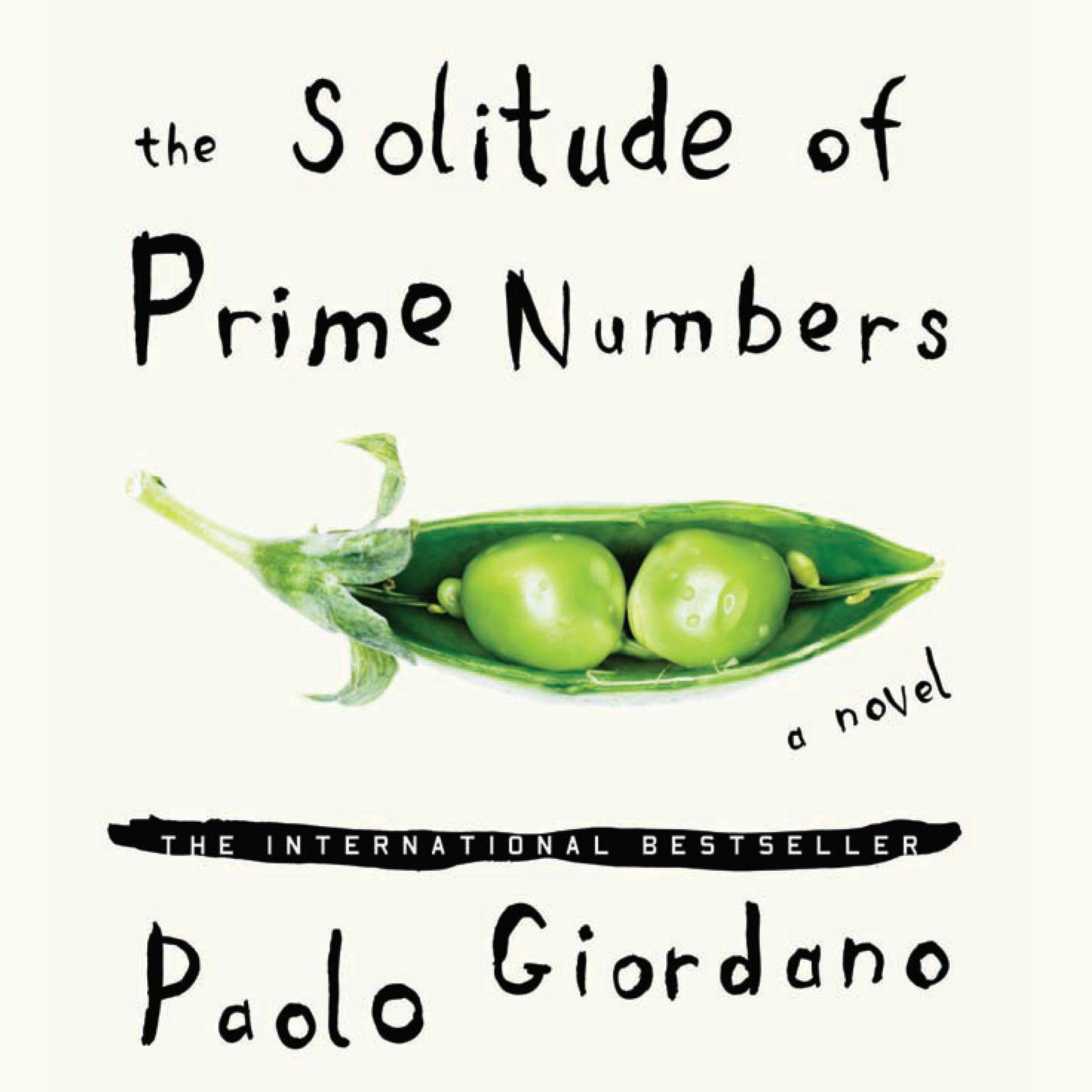 Printable The Solitude of Prime Numbers Audiobook Cover Art