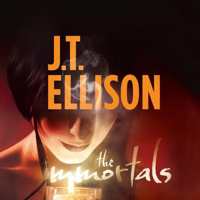 The Immortals Audiobook, by J. T. Ellison