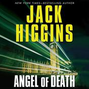 Angel of Death Audiobook, by Jack Higgins