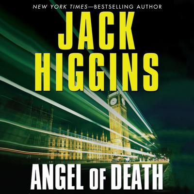 Angel of Death Audiobook, by
