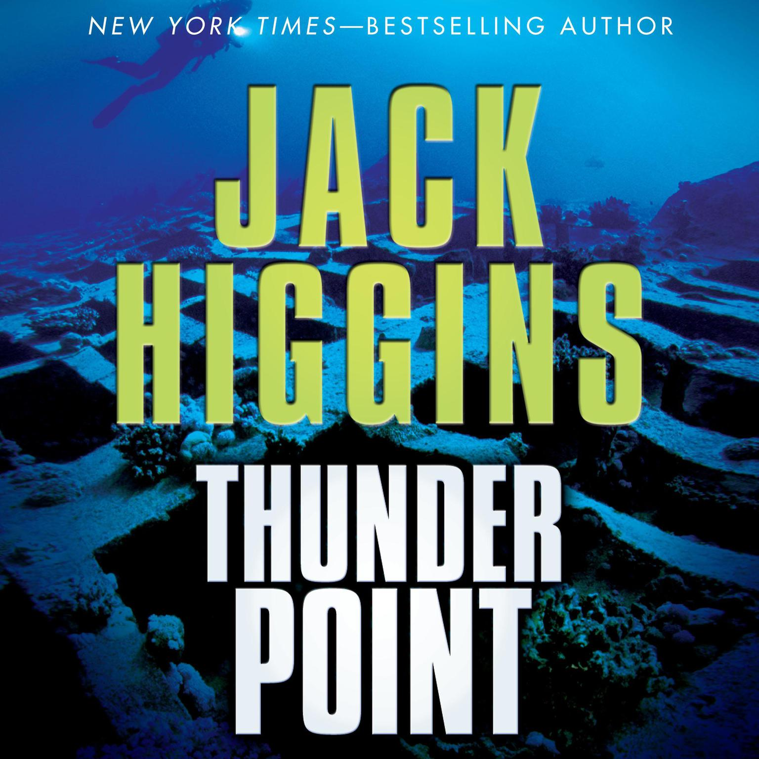 Printable Thunder Point Audiobook Cover Art