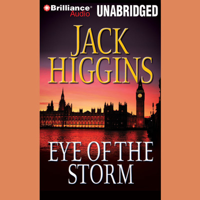 Eye of the Storm Audiobook, by Jack Higgins