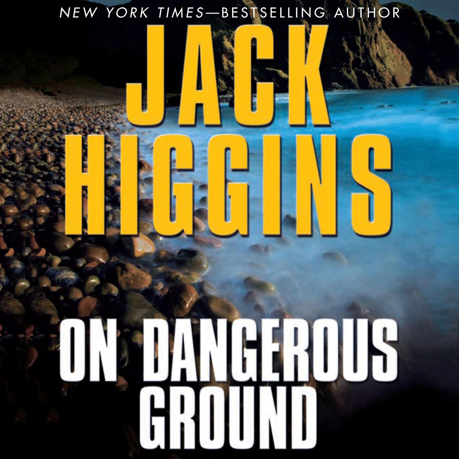 Printable On Dangerous Ground Audiobook Cover Art