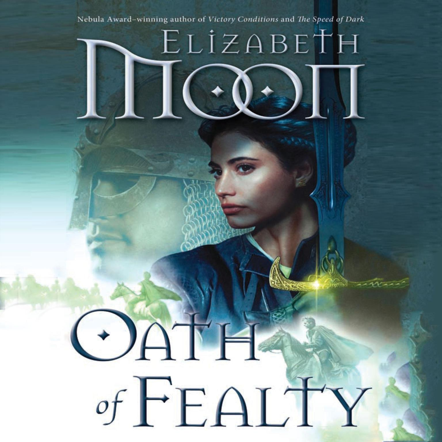 Printable Oath of Fealty Audiobook Cover Art