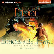 Echoes of Betrayal Audiobook, by Elizabeth Moon