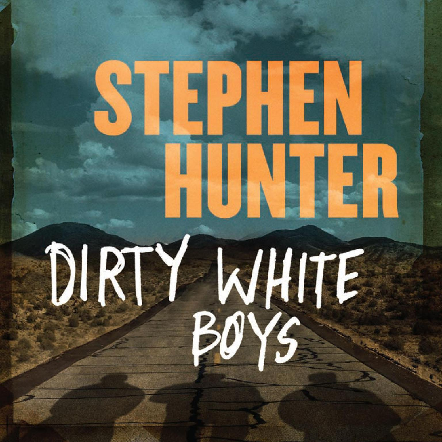 Printable Dirty White Boys Audiobook Cover Art