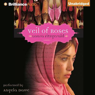 Veil of Roses Audiobook, by Laura Fitzgerald