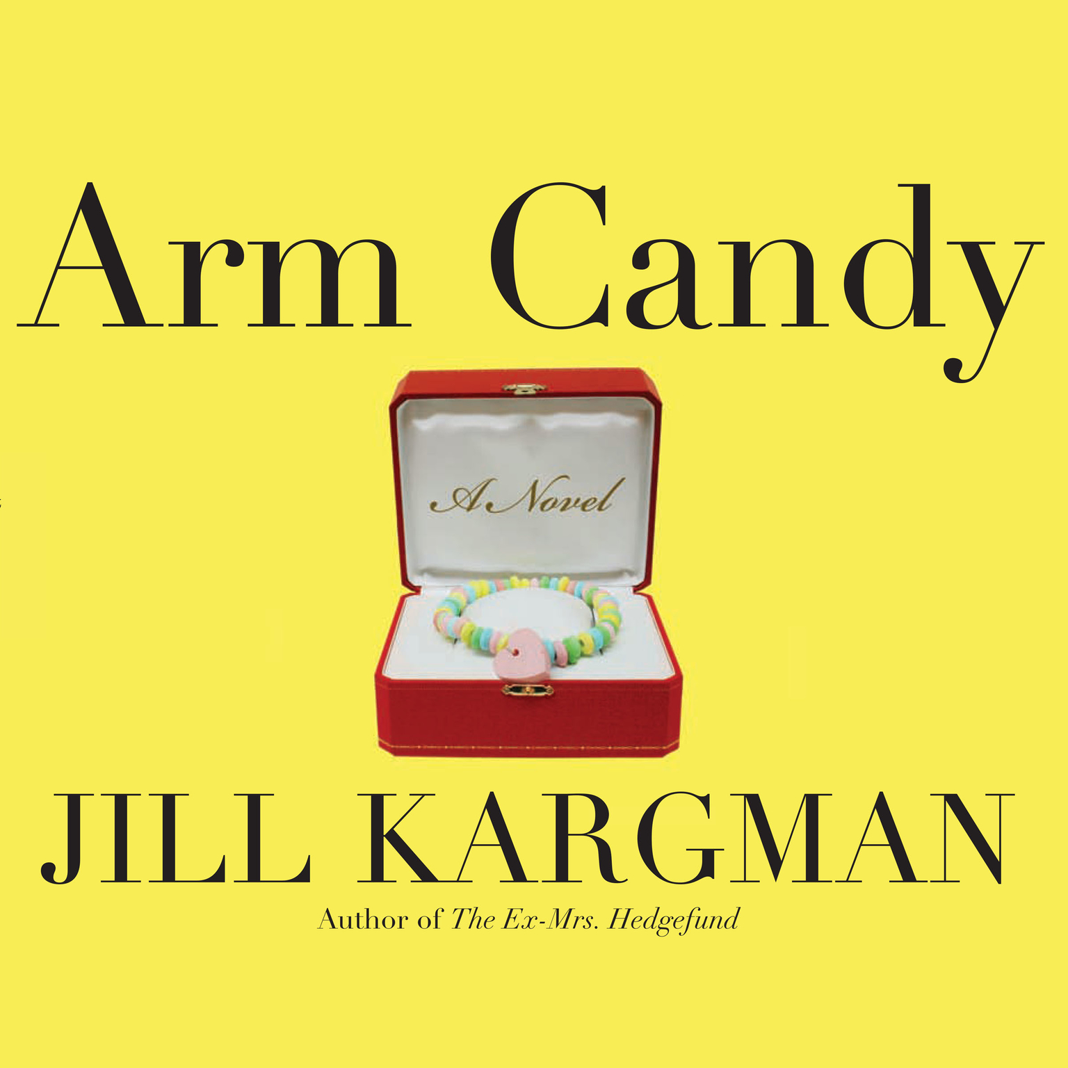 Printable Arm Candy Audiobook Cover Art