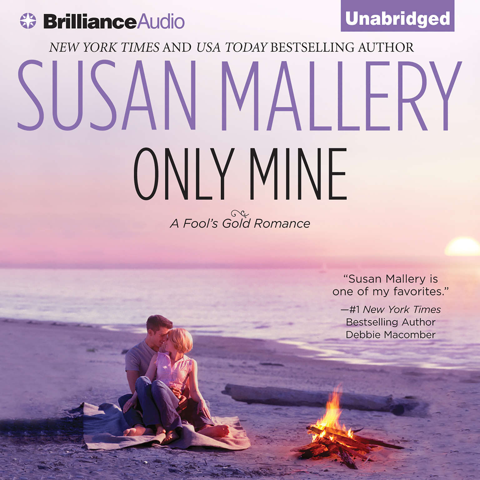 Printable Only Mine Audiobook Cover Art