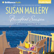 Barefoot Season: A Blackberry Island Novel Audiobook, by Susan Mallery