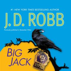 Big Jack Audiobook, by J. D. Robb