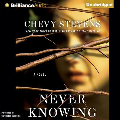 Never Knowing Audiobook, by Chevy Stevens