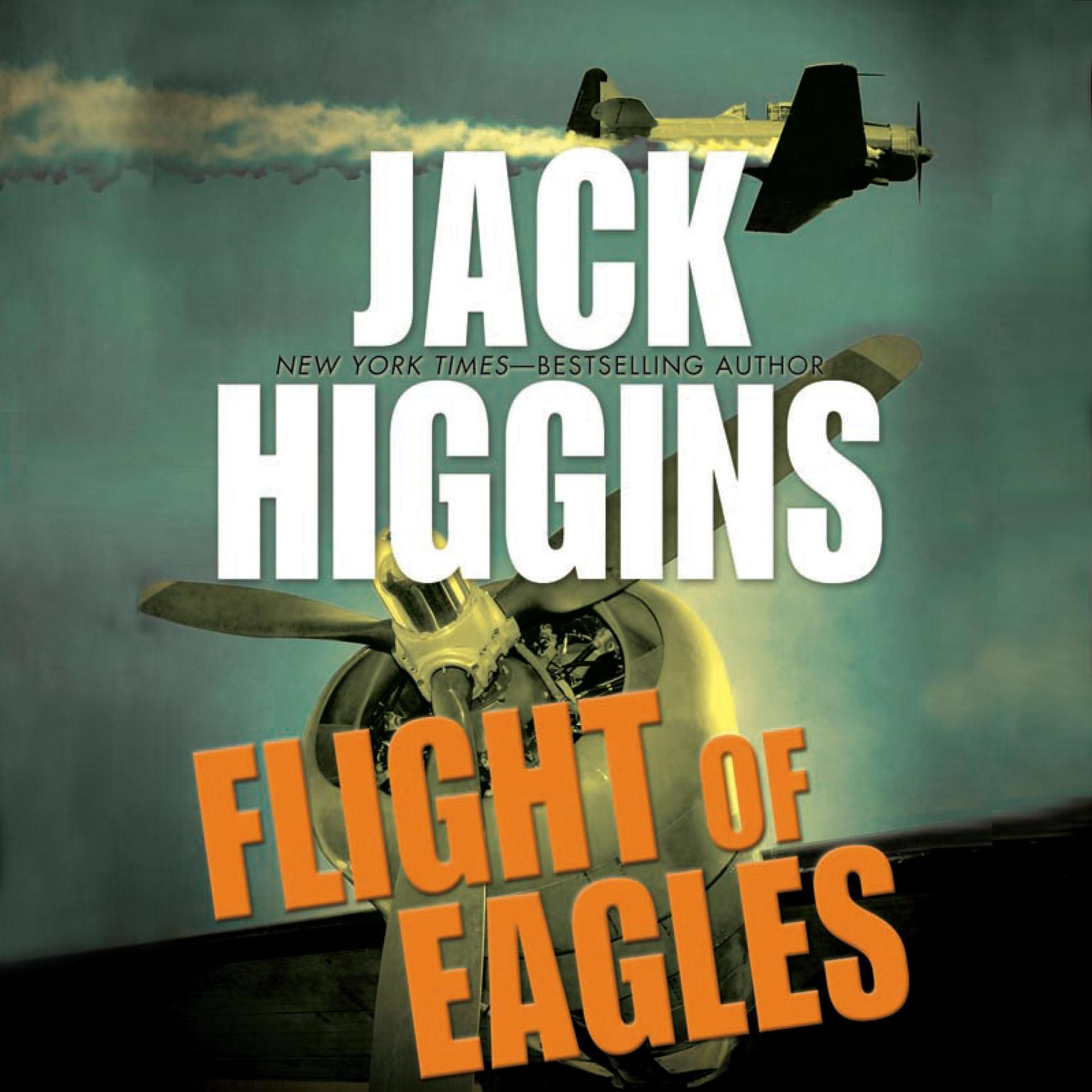 Printable Flight of Eagles Audiobook Cover Art