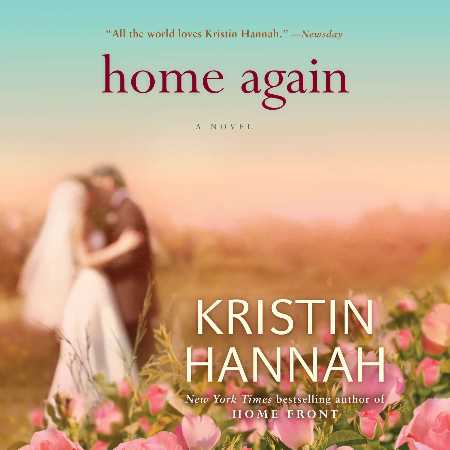 Printable Home Again: A Novel Audiobook Cover Art
