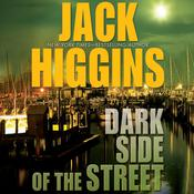 Dark Side of the Street Audiobook, by Jack Higgins