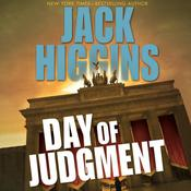 Day of Judgment Audiobook, by Jack Higgins
