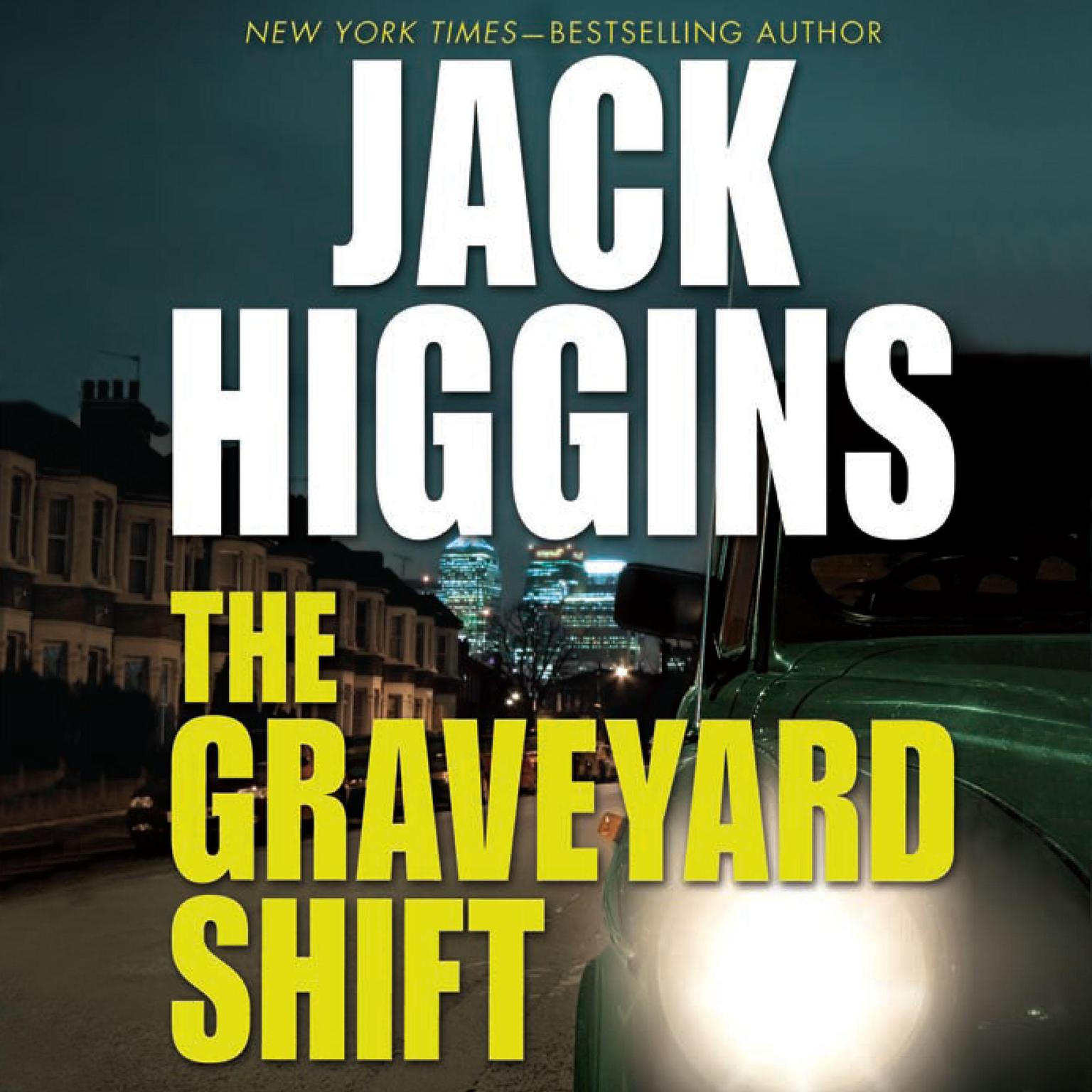 Printable The Graveyard Shift Audiobook Cover Art