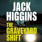 The Graveyard Shift Audiobook, by Jack Higgins