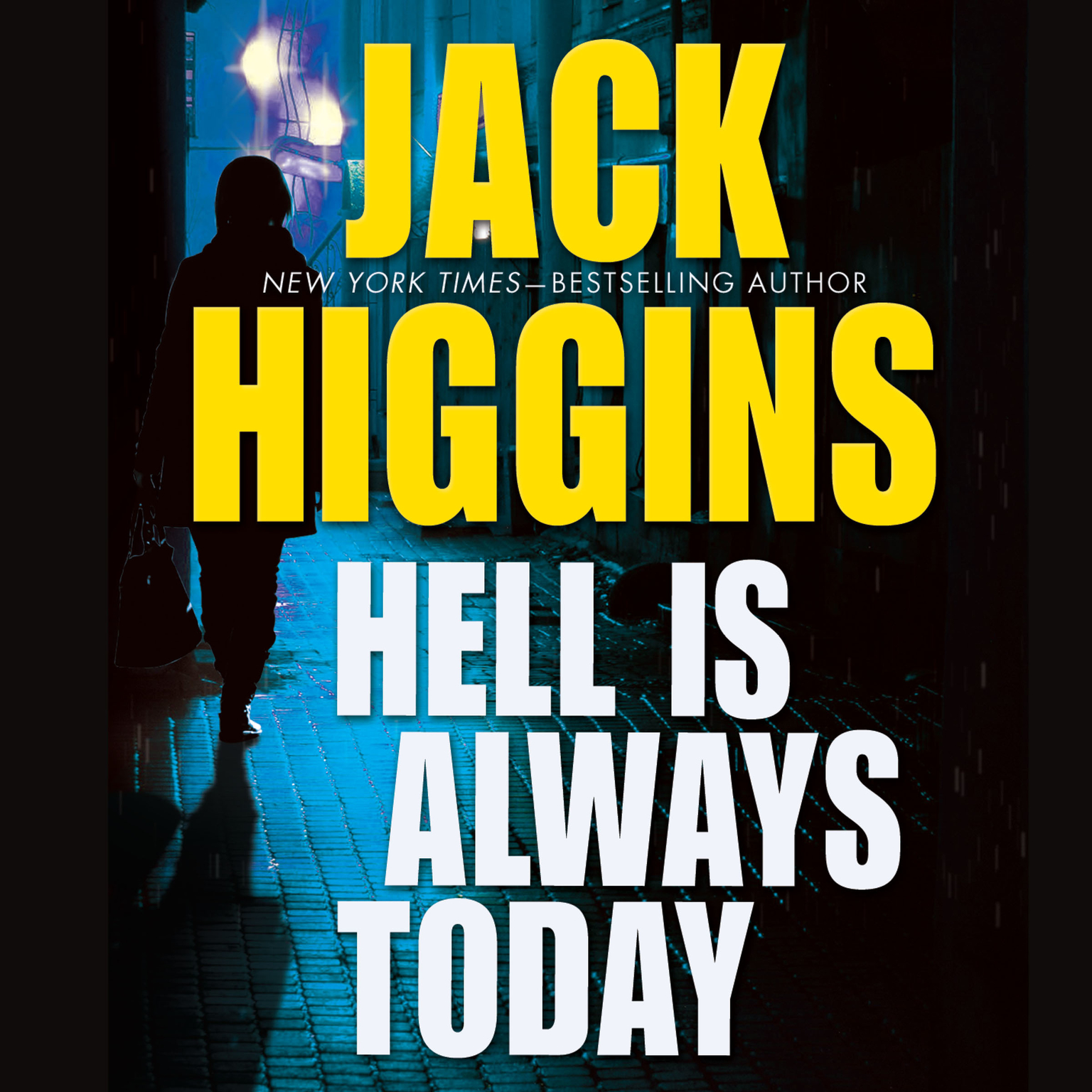 Printable Hell Is Always Today Audiobook Cover Art