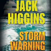 Storm Warning Audiobook, by Jack Higgins