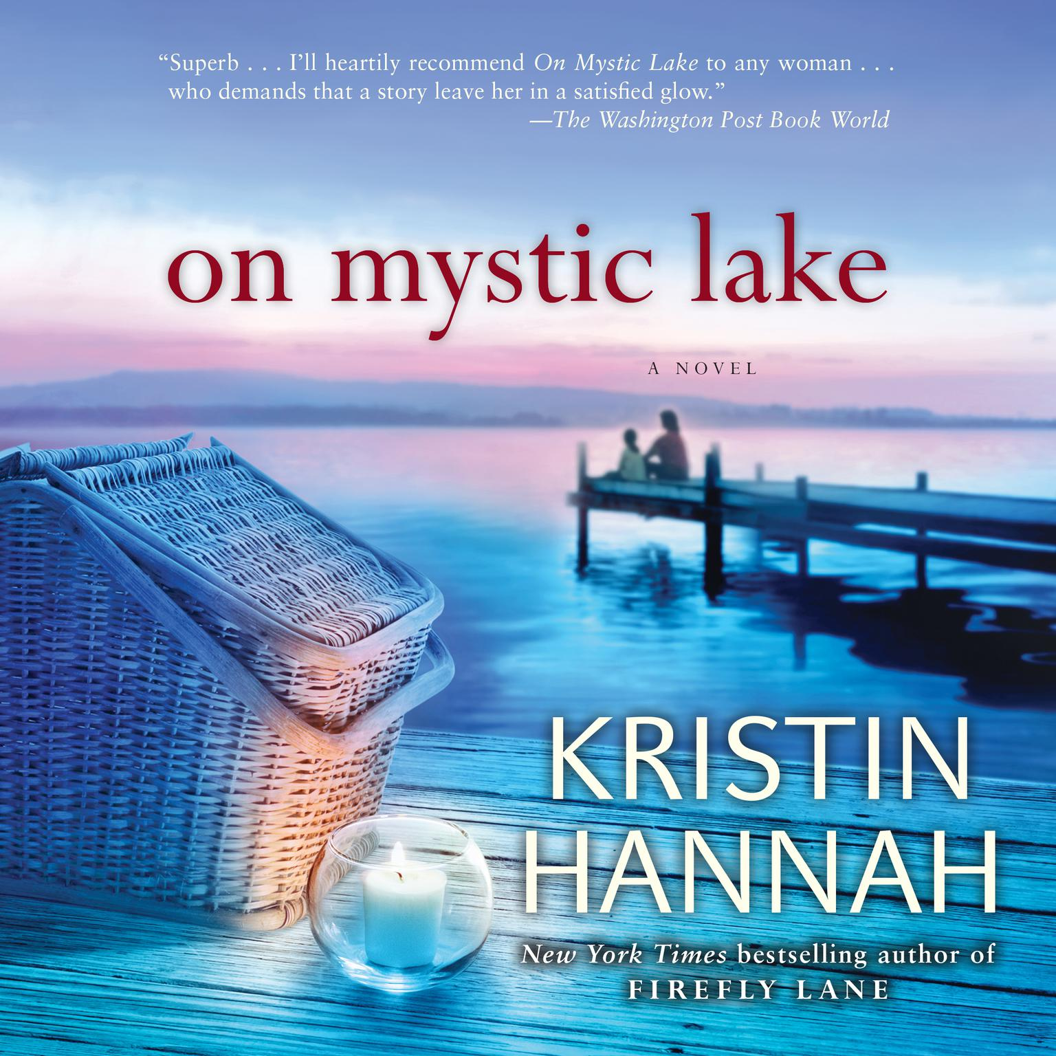 Printable On Mystic Lake Audiobook Cover Art
