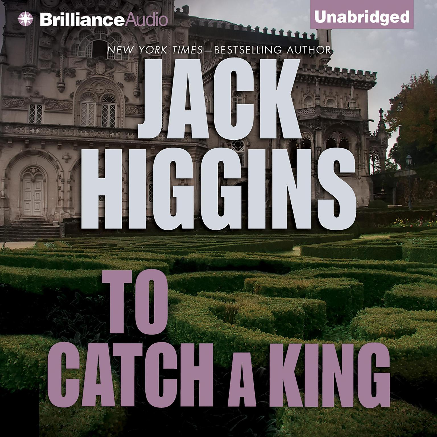 Printable To Catch a King Audiobook Cover Art